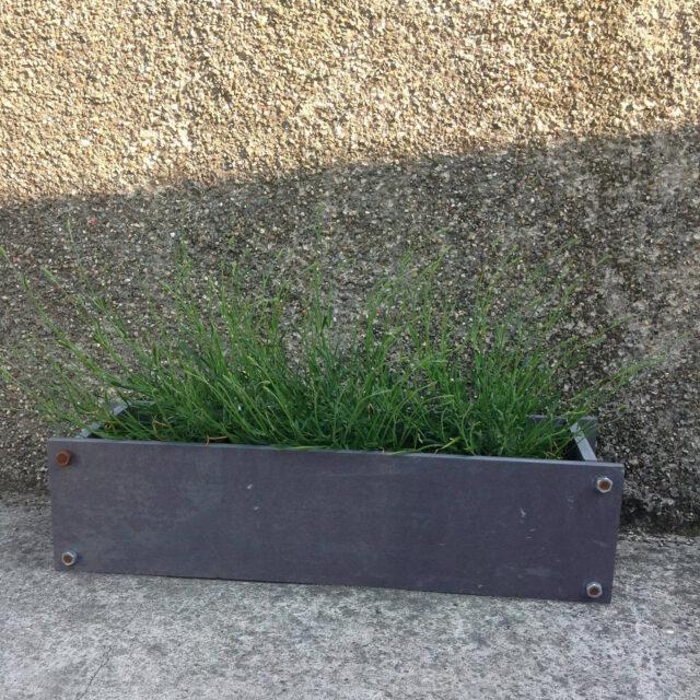 LLD Slate Welsh Slate Commissioned Planter